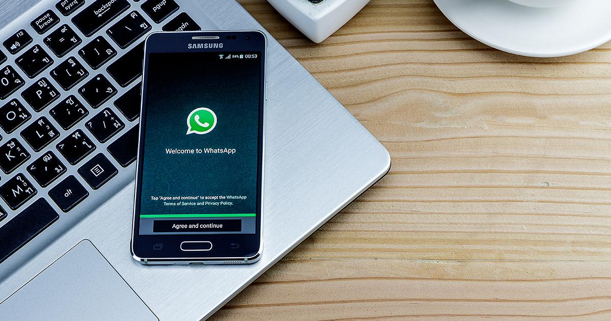 Tipp: So versendest du auf WhatsApp Einladungslinks