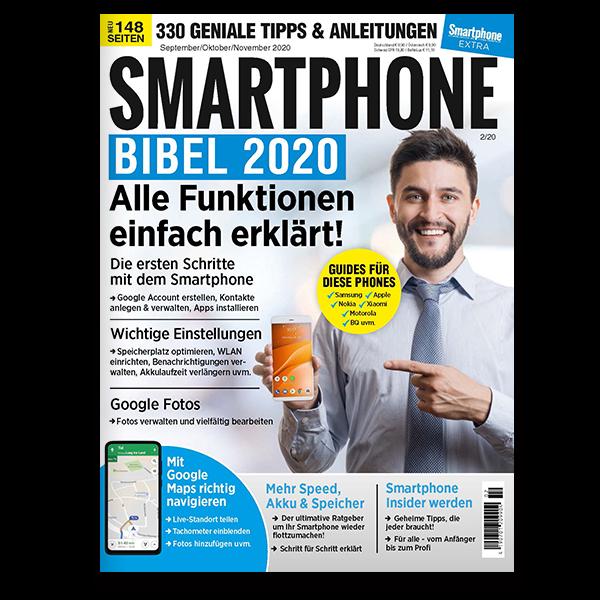 Smartphone Bibel 2020