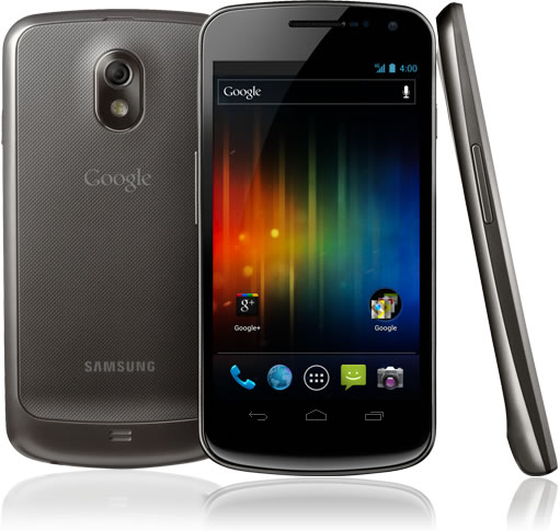 Exklusiv: Samsung Galaxy Nexus im Hands-On!