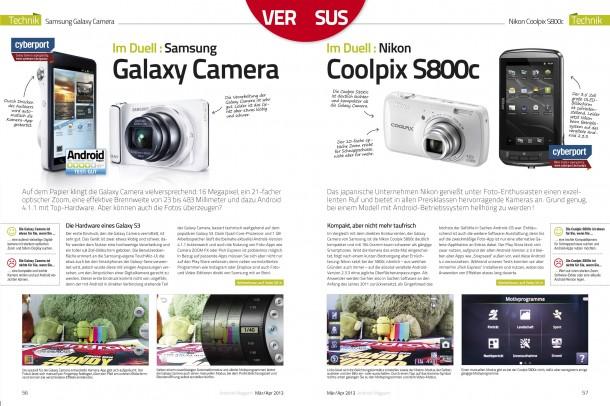 Technik: Kamera-Vergleich