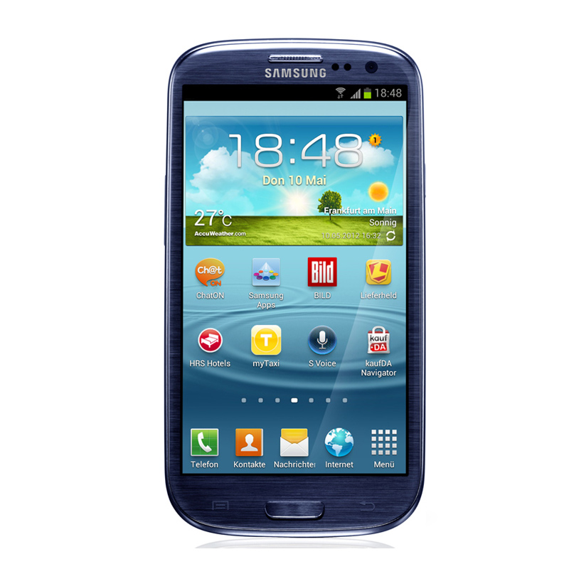 samsung galaxy s3 im test android magazin. Black Bedroom Furniture Sets. Home Design Ideas