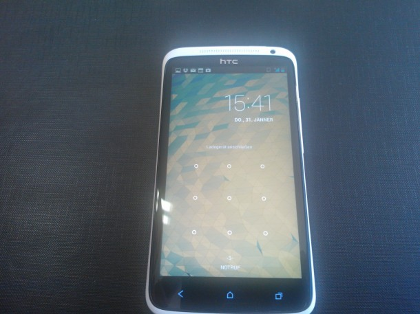 Die Eingabemuster von Android-Smartphones sind bei weitem nicht so sicher wie Zahlenkombinationen.