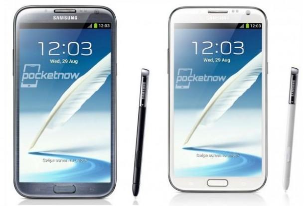 Nachfolgend findest du 5 S Pen Apps für das Galaxy Note 2. Foto: Samsung.