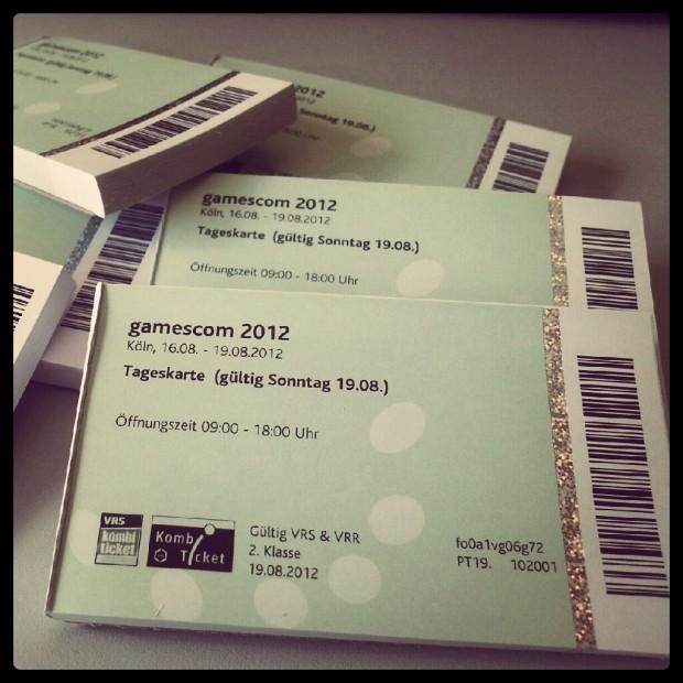 Gamescom Ticket Гјbertragen