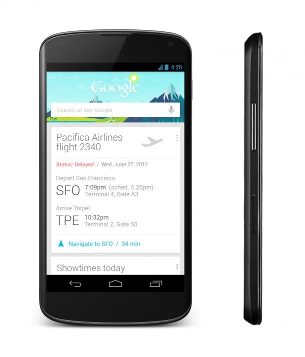 So könnte bald schon der Startscreen von dem einen oder anderen Android-Smartphone aussehen.
