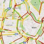 Google Maps ab sofort mit Verkehrsinfos in Echtzeit