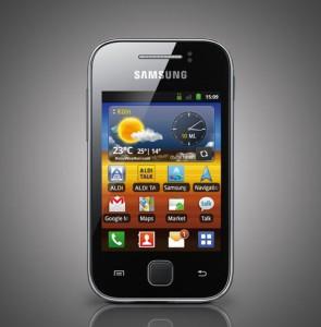 Aldi Nord: Samsung Galaxy Y zum Superpreis   Androidmag.de