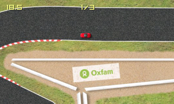 """Das """"Custom Car"""" darf vor jedem Rennen nach Wunsch an die jeweilige Strecke angepasst werden."""