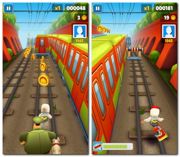 Subway Surfers Android 2.3