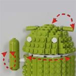 Lego-Android-Figur bei Cuusoo wählbar
