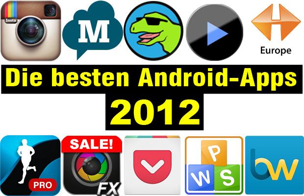 apps hitliste 2012 die besten android apps des jahres. Black Bedroom Furniture Sets. Home Design Ideas