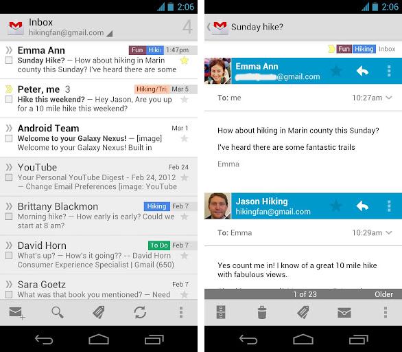 Gmail Priorität