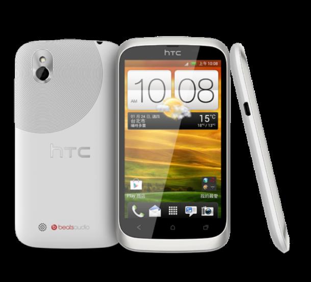 Das HTC Desire U ist das neue Mittelklasse Modell von HTC. Foto: HTC.