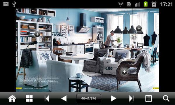 ikea am smartphone digitaler m belkatalog kommt am. Black Bedroom Furniture Sets. Home Design Ideas