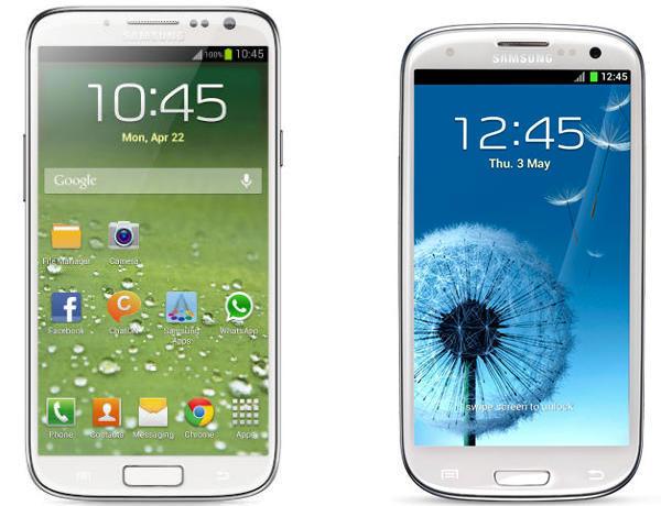 Sieht so das Galaxy S4 aus? (Foto: Android-Hilfe)