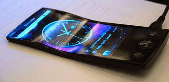 Flexible AMOLED-Bildschirme sind am Weg in den Massenmarkt Foto:Androidcommuniti.com
